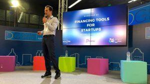 Συμμετοχή στην 84η ΔΕΘ - Financing Tools for Startups
